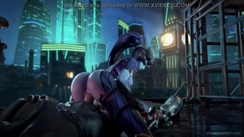 ดูหนังโป๊ฟรีคลิปการ์ตูนโป๊OWสาวหุ่นเซ็กส์ซี่ขึ้นเย็ดสุดเสียว