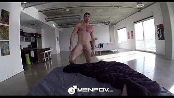 Gay porn heaven Menpov - billy santoro rex cameron fuck in muscle heaven