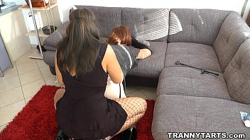 T-Girls and Crossdressers disciplined and fucked