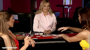 Pret erotica - Naughty gamblers by sapphic erotica - sensual lesbian sex scene with rene and li
