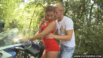 Perfect Anal Outdoor