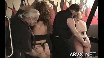 Hot naked girl in bondage Naked girls love the bizarre bondage porn on cam