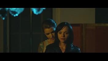 Christina Ricci, Ruby Rose In Around The Block (2013)