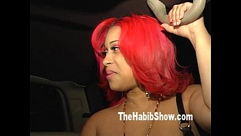Pinky the porn star Pinky gone hood at the strip club