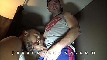 gay suck striaght latino for a casting