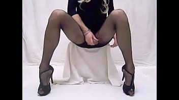 Pantyhosed transsexual galleries - Anakristina-pantyhose-teasing