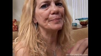 Mature slim blonde fucked deirdre