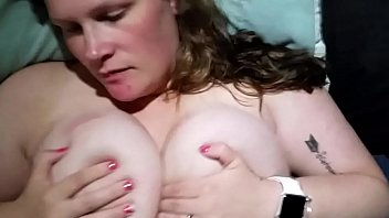 Bbw huge tit Nichole knockers titty fucking compilation