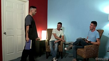Gay pride magazine Doc helps him to get erect - cesar rossi and michael stax