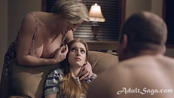 Parents Crave 18yo Pussy So They Swap Daughters For A Fuck