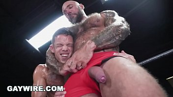 Compulsive disorder homosexual obsessive Gaywire - nic sahara learning how to wrestle and fuck from jason collins