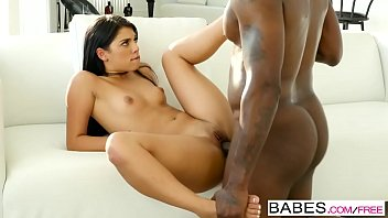 Babes - Black is Better - Taking Care Of Business  starring  Gina Valentina and Flash Brown clip