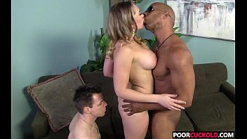 Sexy HotWife Kagney Linn Karter Gets Fucked By BBC While Cuckold Wckold Watching