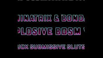 Tied Up BDSM Bondage Lesbians In VR!