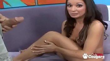 Ann Marie Rios Has Her Pretty Feet Banged