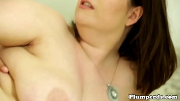 Spying BBW plowed in the shower