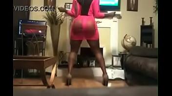 Big Juicy Ass Booty Clap Sexy Black Woman (XVIDEOS.COMTONABOY)