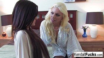 Kendall Karson fucks Britney Amber