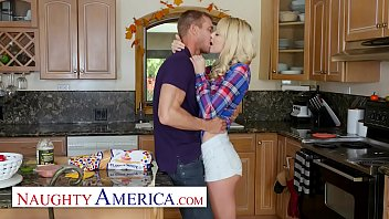 Naughty America - Older guys make Kenna James hot and horny Thumb