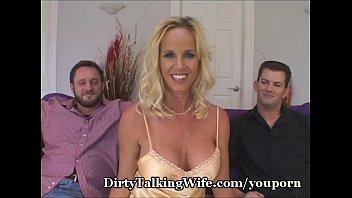 Slutty Wife Bangs My Two Friends pornhub video