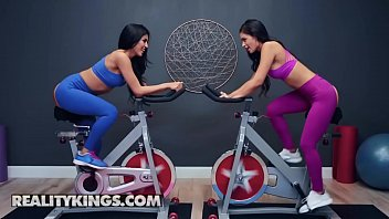 We Live Together - (Sophia Leone, Katana Kombat) - Dual Dildocycles - Reality Kings