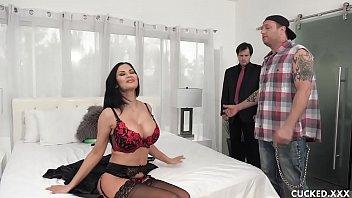 Big Tits Babe Jasmine Jae Fucks A Trucker Hard And Cucks Her Pathetic Husband