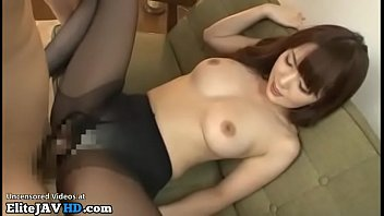 Japanese beauty most incredible pantyhose sex