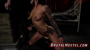 Hook up hot shot anal rough and out of control bondage Excited