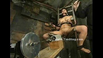 Kinky man escapes tormenting sluts