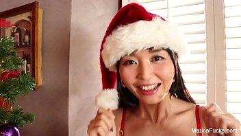 Christmas jav ดาวโป๊สาวเอเชีย สุดx ที่ชอบโดนควยไซร์บิ๊กๆ โชว์หีสวยๆ ตอนรับเทศกาลแห่งความสุข วันคริสต์มาส2562