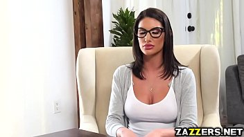 August Ames got her sweet pussy fuck doggy