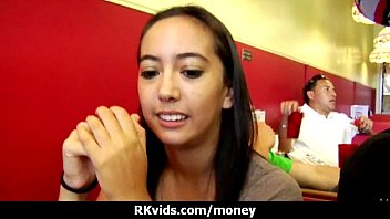 Amateur Chick Takes Money For A Fuck 5