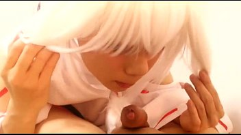 Momiji Cosplay Blowjob【Touhou】