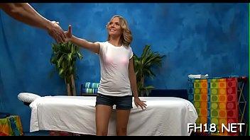 Massage hand job