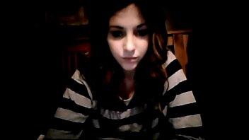 Beautiful Spanish brunette on webcam - AdultWebShows.com