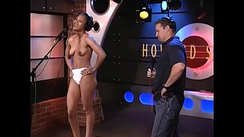 24 year old gets naked, auditions for playboy, Howard Stern 14 min