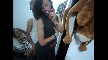 Homemade shemale galleries Tiffany shery anal doggy bareback casero colombiana transexual sherytiffany