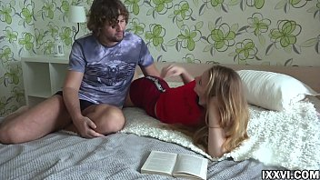Step Brother Persuaded His Stepsister To Suck Him Cock And Cum Her Mouth. Vira Gold With Elison
