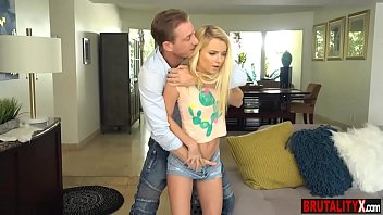 Sex and the stars Disobedient stepdaughter teen punish fucked by stepdad