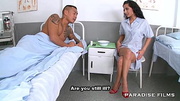 Nurse Feet Fetish at the Hospital porno izle