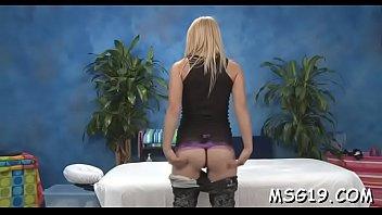 Free blonde cock sucker video Experienced blond pecker sucker