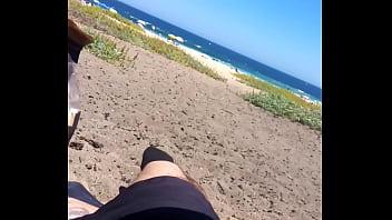 Garganta Profunda En La Playa Sale Mal 7 Min