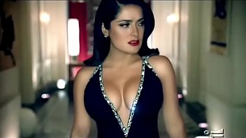 Salma hayek nude in the shower Salma hayek hot dance