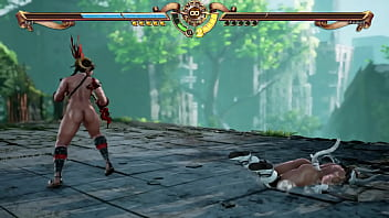 Nude fight games - Gail vs anakell soulcalibur 6