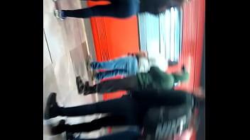 Arrimon en el metro de la cd mx