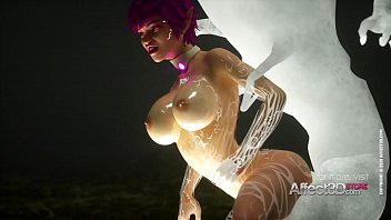 3d wolfman elf space odyssey sex New 3d animation game with a big tits elf beauty