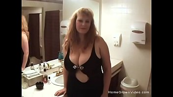 Sexy blonde double blowjob videos Busty blonde bbw taking on two guys at once