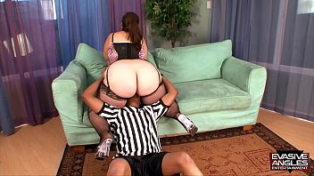 Hard bottom dingy Evasive angles big girl workout 2 with veronica bottoms