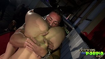 On-line male sex show Pamela sanchez y john barea follando en oporto - porn show scene