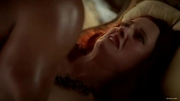 Lucy lawless - spartacus: s01 e08 (2010) 1